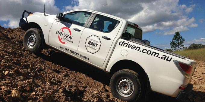 four wheel drive training brisbane gold coast qld