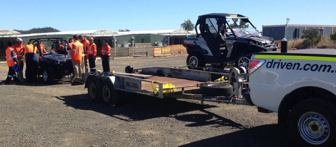 aurtga001 towing trailer course brisbane sydney perth melbourne