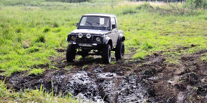 4wd lessons brisbane qld