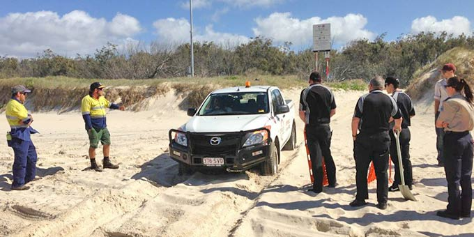 off road driving course brisbane qld