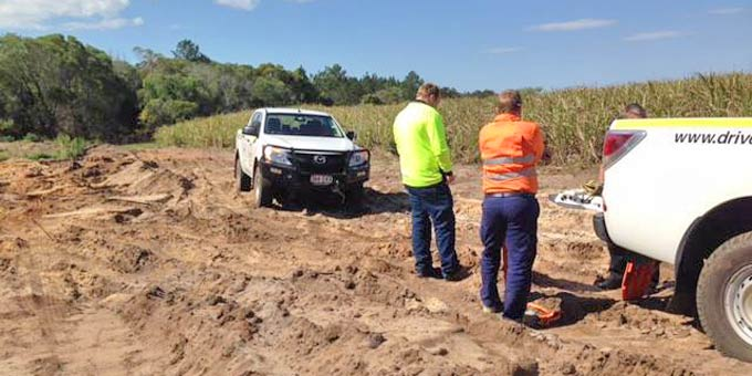 four wheel drive training brisbane qld accredited courses